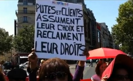 manif strass prostitution