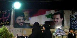 syrie liban hezbollah
