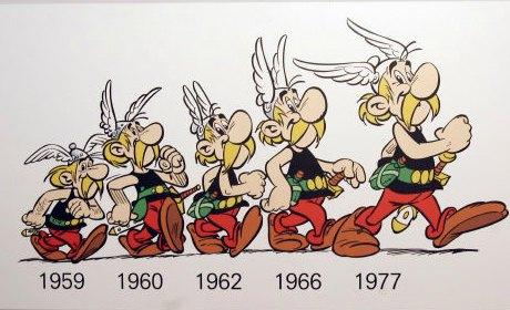 asterix bnf uderzo