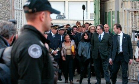 taubira prison hollande