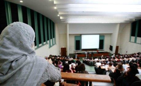 voile universite laicite