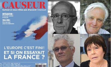 Causeur n°9 - janvier 2014