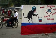 envoye special haiti