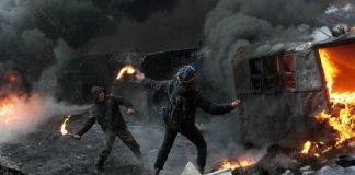 kiev revolution violence