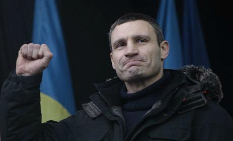 Ukraine : un fauteuil pour trois