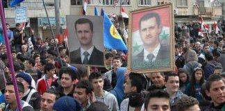 syrie assad usa