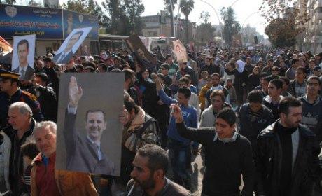 Syrie : les hésitants ont basculé dans le camp d'Assad