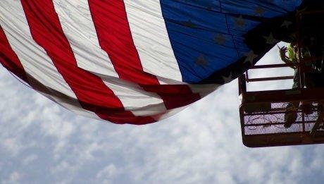 etats unis drapeau