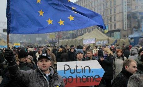 ukraine revolution europe