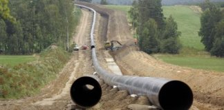 gazoduc russie allemagne