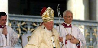 pape jean paul canonise
