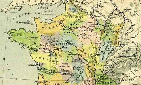 Redécoupage des régions : un retour à l'Ancien régime ?