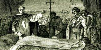 saint louis mort