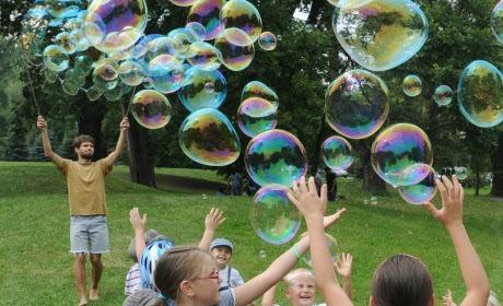 jeunesse pologne bulles