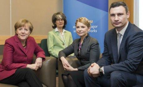 Ukraine : l'Allemagne prend l'affaire en main