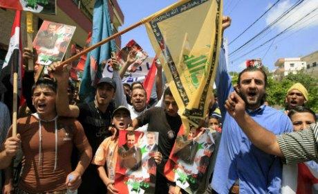 hezbollah syrie liban daher