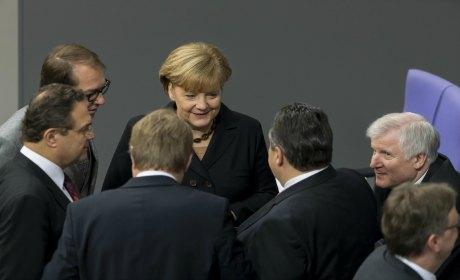 Européennes : CDU et SPD, ça marche !