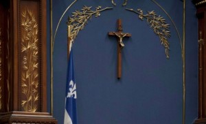 quebec crucifix parlement