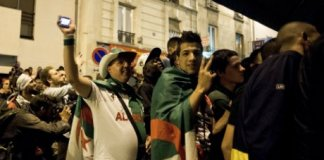 algerie football france