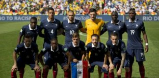 equipe france coupe monde