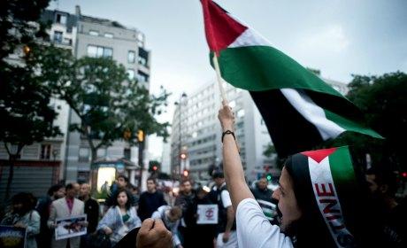Gaza : la rue arabe s'enflamme dans les villes françaises