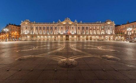 Place du Capitole occitane