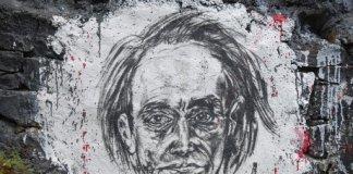 antonin artaud portrait