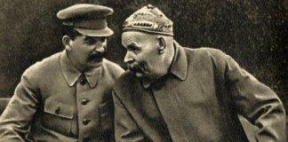 souvarine staline gorki
