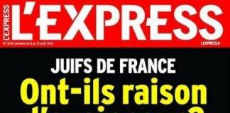 express barbier peur