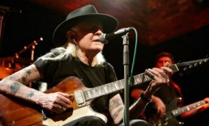 johnny winter bacall