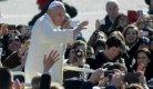 pape francois foule