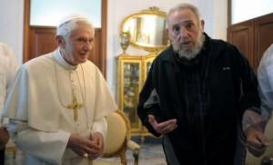 pape marx communisme