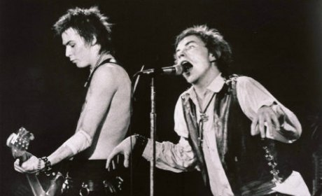 punk johnny rotten