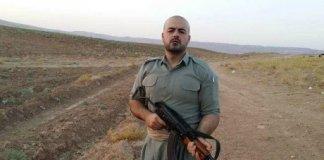 kurde combattant djihad