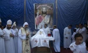 egypte coptes sissi