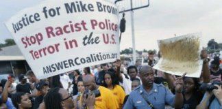ferguson police racisme