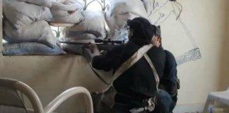 syrie nosra etat islamique
