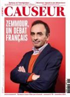 Couverture Causeur 18 zemmour novembre 2014