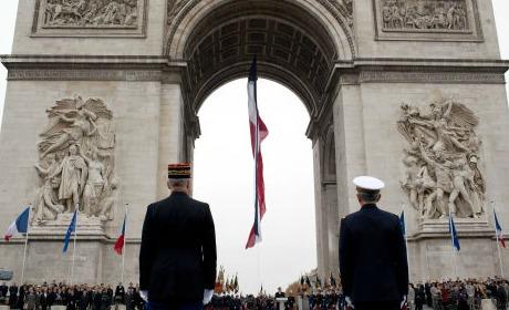 armistice commemoration france