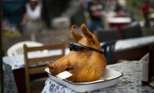 cochon hayange fete