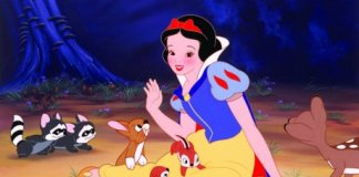 blanche neige violence