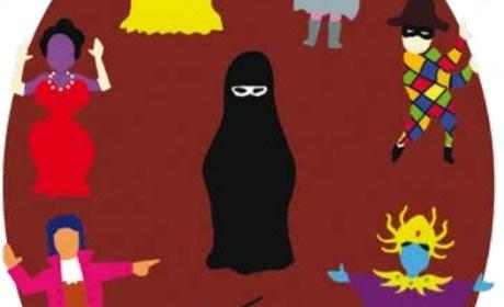 opera niqab dubai