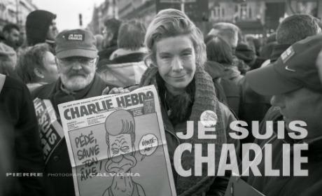 Frigide Barjot catholiques Charlie Hebdo