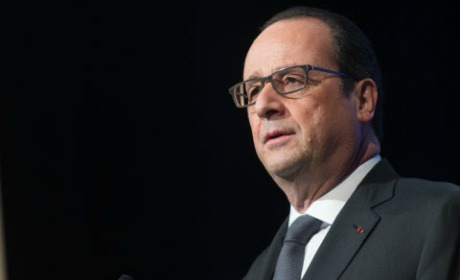 Hollande face à l'histoire