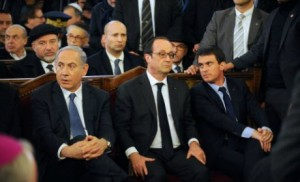 netanyahou valls israel antisemitisme