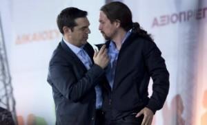 podemos syriza tsipras