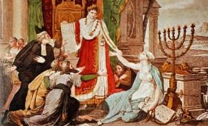 napoleon juifs islam cfcm