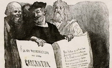 Rabelais blasphémateur