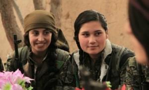 rojava etat islamique kurdes