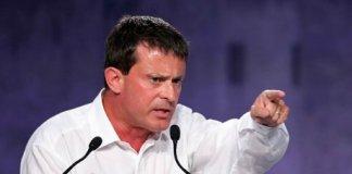 Manuel Valls Front National Michel Onfray